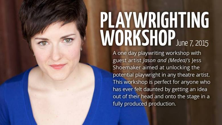 Playwriting Workshop for Wisdom Tooth Theatre Project